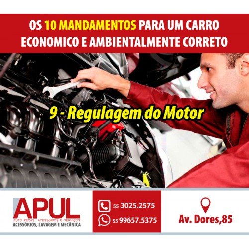 Regulagem do Motor E Diagnostico com Scanner a partir de